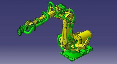 机器人管线包定制