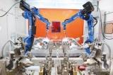 中国工业机器人的保有量将位居全球第一