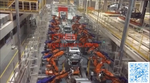 工厂焊装车身补焊线电气设计及调试