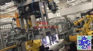 广汽菲亚特发动机缸盖2D视觉搬运