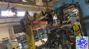 广州艾帕克一工厂M6销栓焊接项目