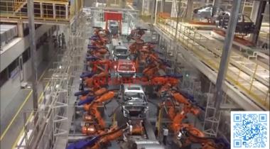 广汽传褀杭州工厂焊装车身补焊线电气设计及调试
